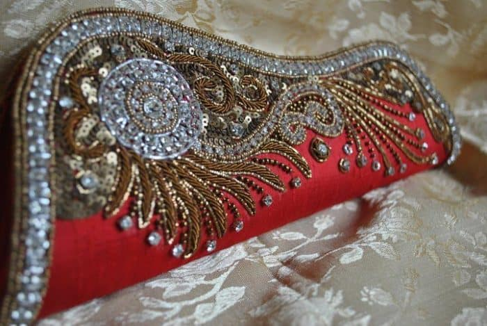 15 Lovely Bridal Handbags 2019 SheIdeas
