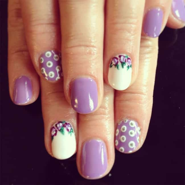 15 Latest And Best Gelish Nail Designs 2017 SheIdeas