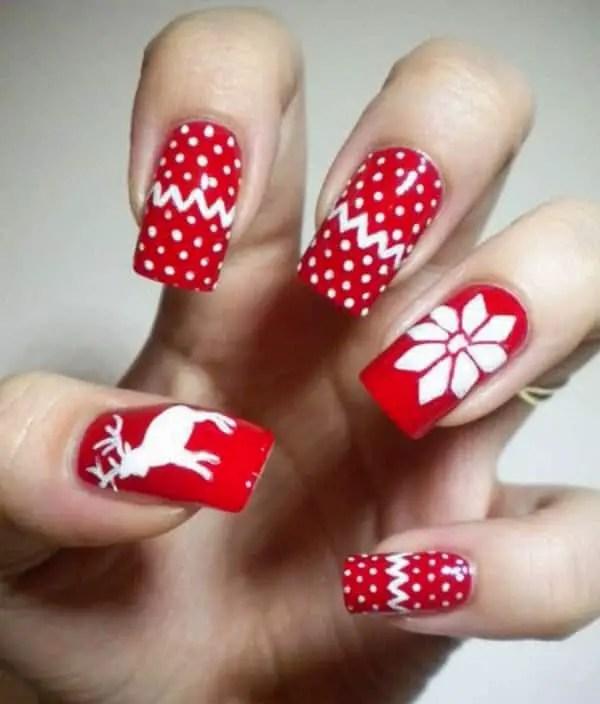 Revlon Chinese Nail Art Design