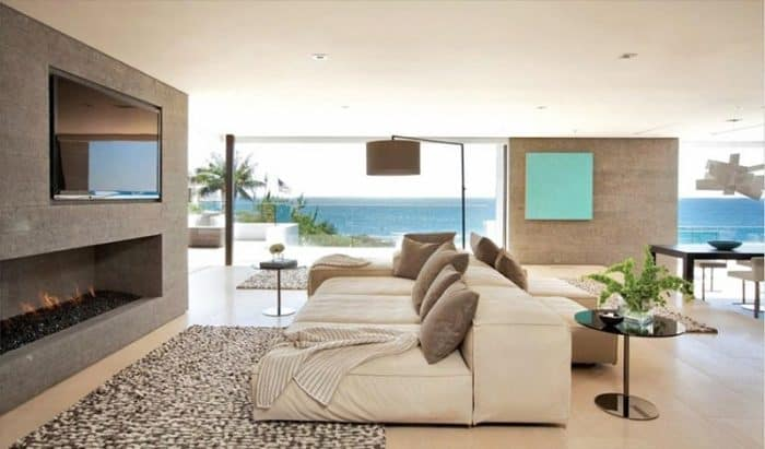 25 Outstanding Modern Home Interior Designs 2018 SheIdeas