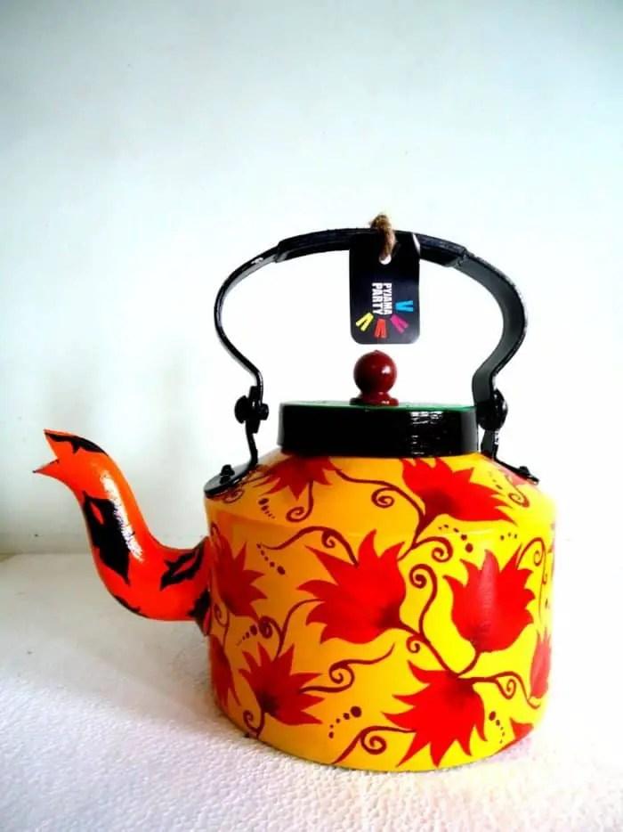 25 Amazing Teapot Painting Ideas For Inspiration SheIdeas