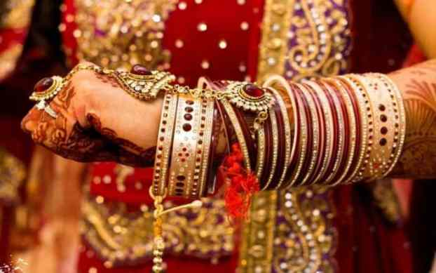 Image result for bridal chura