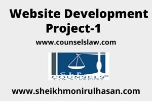 Website Development Project-1