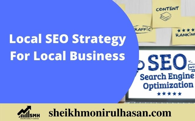 Local SEO  Strategy for Local Business