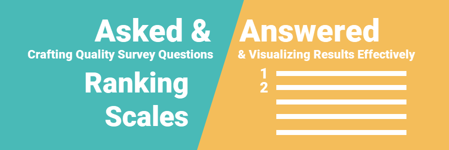Ranking questions header image