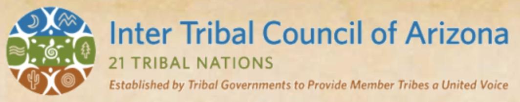 Intertribal Council of Arizona logo