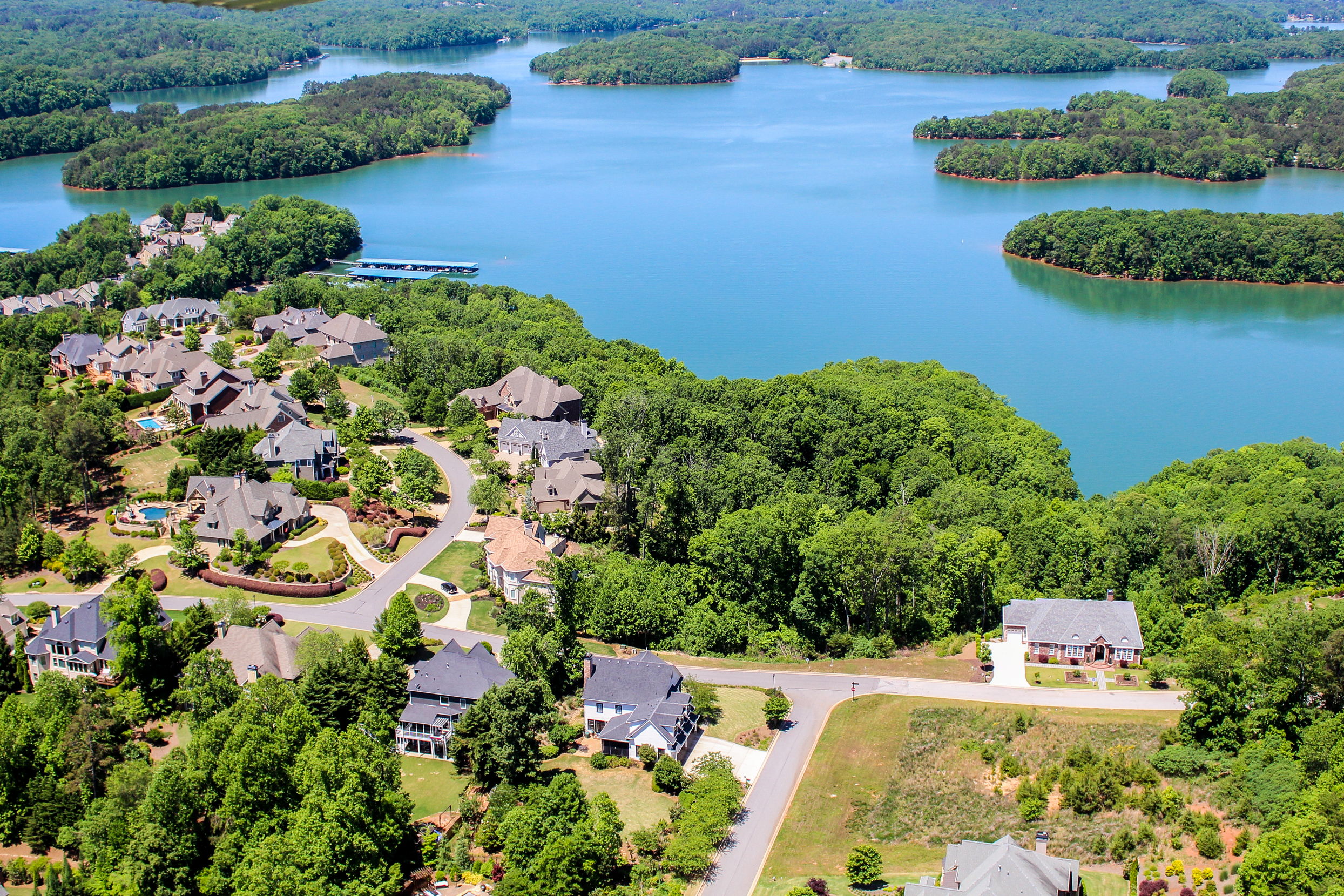 Marina Bay On Lake Lanier Lake Lanier Homes For Sale