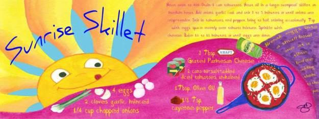 Sunrise-Skillet