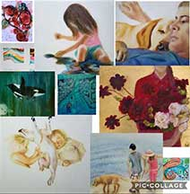 Diane Scott Wilde FEB 2020 C.G. Collage