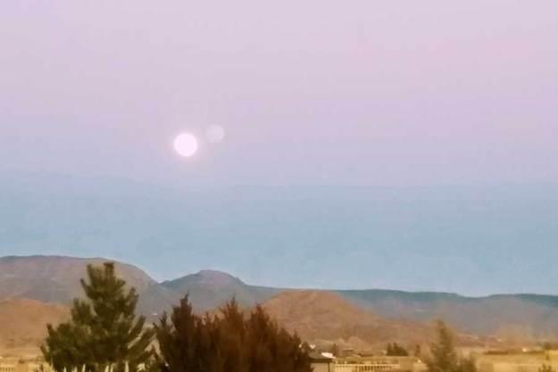 Mingus Moon Rising. SMD 2021