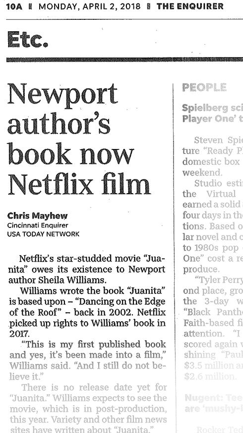novel-to-netflix-enquirer-crop - Sheila Williams