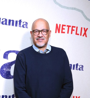 "NEW YORK, NEW YORK - MARCH 07: Director Clark Johnson attends ""Juanita"" Special Screening on March 07, 2019 in New York City. (Photo by Monica Schipper/Getty Images for Netflix)"