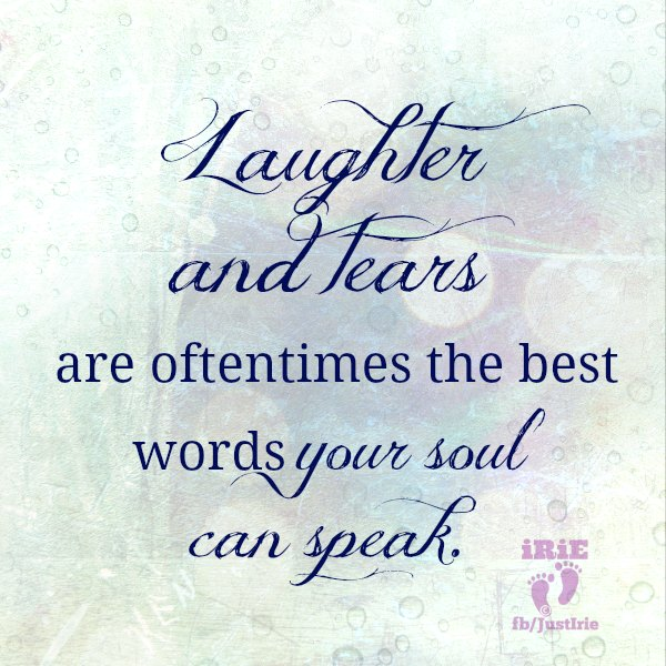 irie 2 laughter tears