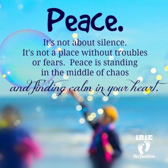 irie 6 peace heart