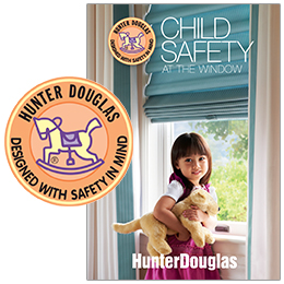 Hunter Douglas Child Safe Blinds