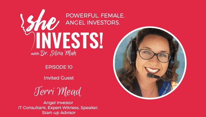 Terri Mead – How Diverse Thought Gives New Startup Perspective – Episode 10