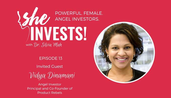 Vidya Dinamani – How To Be Coachable Without Being Defensive and Impressionable To Get Funding – Episode 13