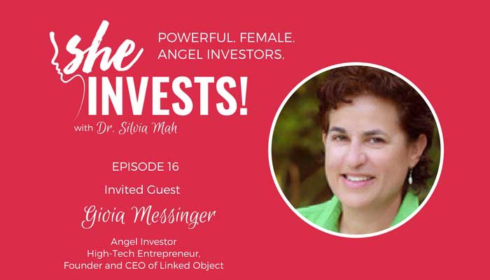Gioia Messinger – Coachability and Tenacity – Traits of every Entrepreneur Needs – Episode 16