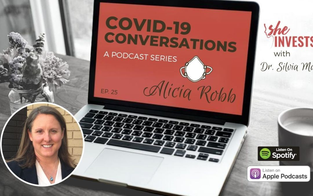 025 Alicia Robb – Bridging the Gap for Female and Minority Entrepreneurs