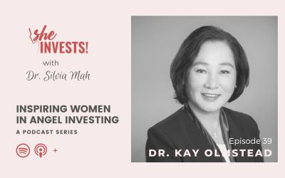039 Dr. Kay Olmstead – Impact Investing