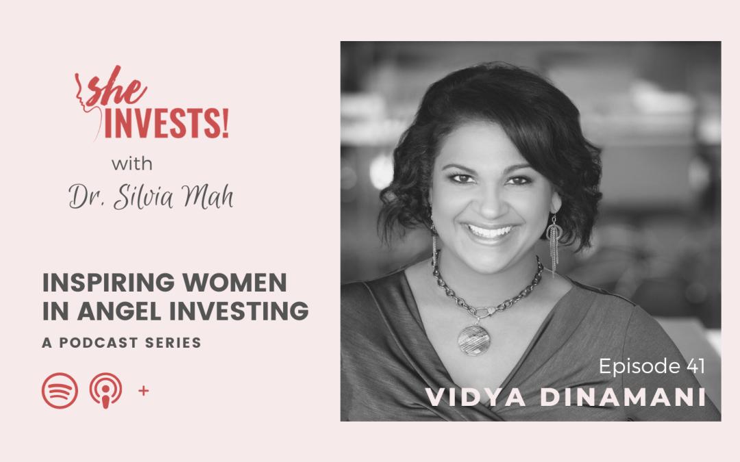 041 Vidya Dinamani – Laying the Groundwork for Investing