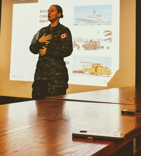 What I Learned About Women in the Canadian Forces (it's not what you think)