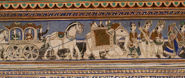 Shekhawati Painting