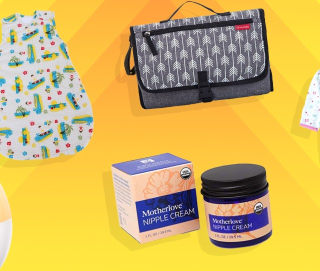 The Only Baby Necessities New Parents Actually Need
