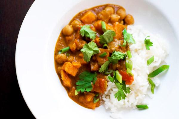 african vegetarian stew