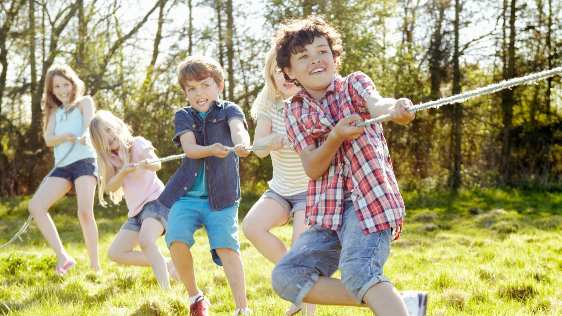 Fun Activities That Will Get Your Kids Playing Outside