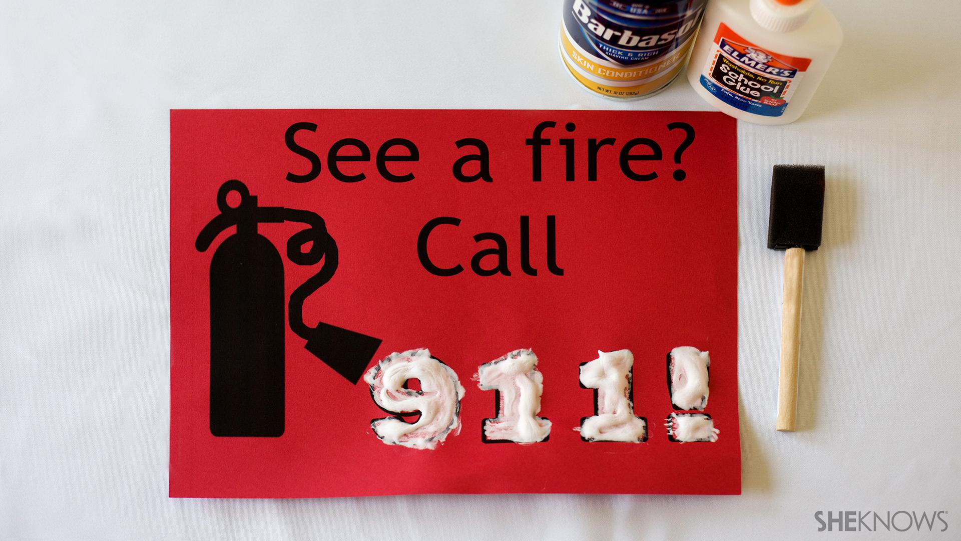 Fire Safety Crafts For Kids Sheknows
