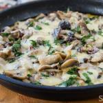 Cheesy Pork Tenderloin In Mushrooms Is An Easy Luxurious Dinner Sheknows