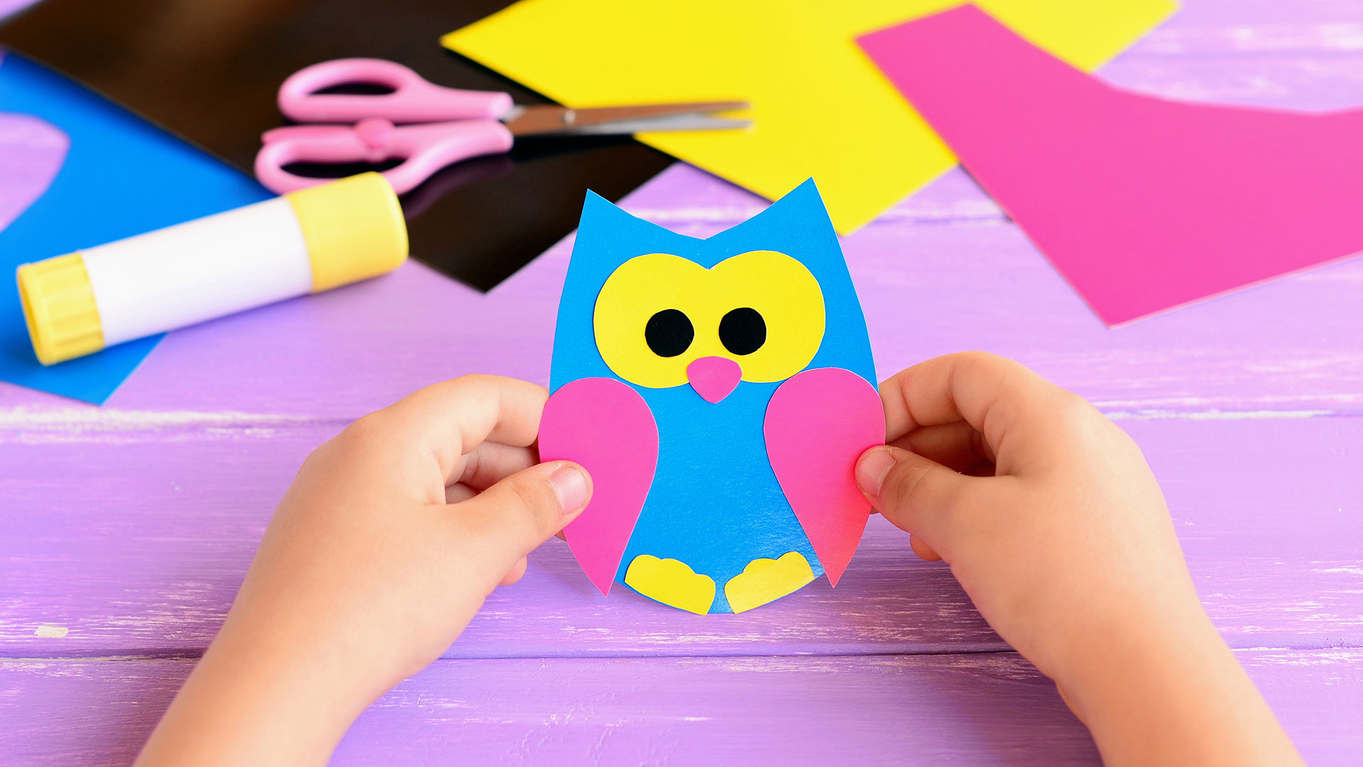 10 Easy Adorable Animal Crafts Kids Can Make Page 9 Sheknows