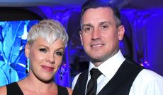 Pink Destroys a Troll Who Questioned Husband Carey Hart's Parenting Skills