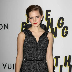 emma watson was advised to quit acting sheknows