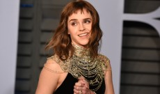 Emma Watson Just Shared a Behind-the-Scenes Photo From 'Little Women'