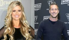 Christina El Moussa Is All About Ant Anstead's #10YearChallenge Photo