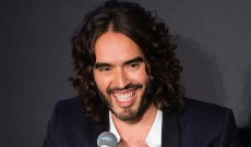People Are Calling Out Russell Brand's 'Sexist' Parenting Style