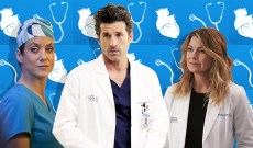 A Look Back at the Love Triangles of 'Grey's Anatomy'