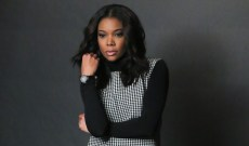 Gabrielle Union Shows Off a Rare Glimpse of Her Natural Curls — in a Fierce Pixie Cut