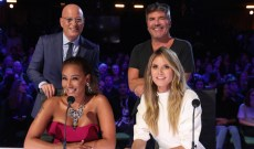 Heidi Klum Says Goodbye to 'America's Got Talent'