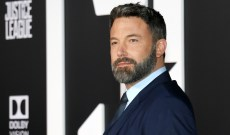 Ben Affleck Admits to Designing 'Creepy' Patriots-Themed Room for Son