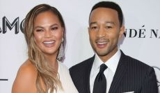 Chrissy Teigen & John Legend Fought About Pizza Rolls, & She Tweeted The Whole Thing