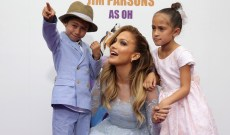 Jennifer Lopez Shows Off Her Twins' Singing Talent on Their 11th Birthday