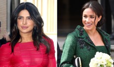 Priyanka Chopra Finally Comments on Those Meghan Markle Bad Blood Rumors