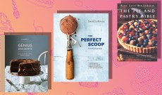 18 Best Cookbooks for People Who Love Dessert