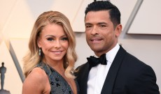 Kelly Ripa's Photo of Mark Consuelos With Sons Michael & Joaquin Has Us Seeing Triple