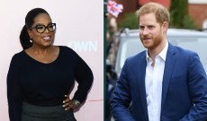 Prince Harry Has High Hopes That His New Series With Oprah 'Could Save Lives'