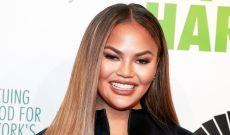 "Chrissy Teigen Says She Was ""Embarrassed"" By Her Postpartum Depression"
