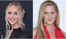 Jennifer Lawrence Hilariously Dragged Amy Schumer for Her New Mom Bedtime